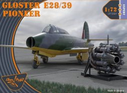 Gloster E28/39 Pioneer 1:72
