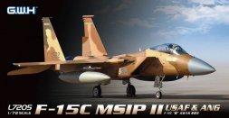 F-15C MSIP II - USAF & ANG 1:72