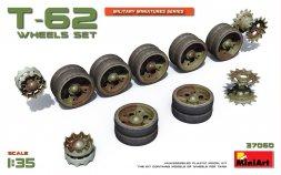 T-62 wheels 1:35