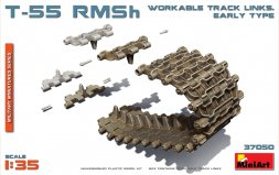 T-55 workable track links (RMSh) early 1:35