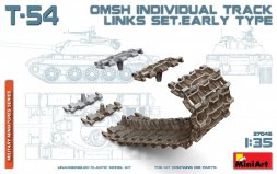 T-54 OMSh Individual Track Links Set (Early) 1:35