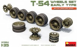 T-54 wheels set (early) 1:35