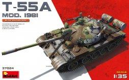 T-55A mod. 1981 1:35
