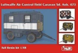 Sd.Anh. 473 Luftwaffe Air Control Field Caravan 1:48