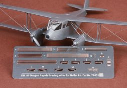 DH-89 Dragon Rapide rigging wire set 1:72