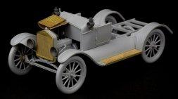 Ford Model T basic update set for ICM 1:35