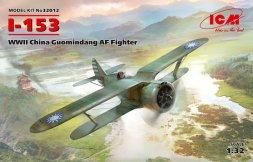 Polikarpov I-153 - China Guomindang AF 1:32