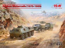 Afghan Motorcade (1979-1989) 1:72