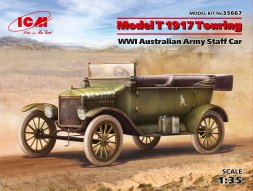 Ford Model T 1917 Touring 1:35