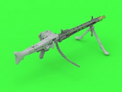 MG-42 - German Machine Gun (7.92mm) 1:35