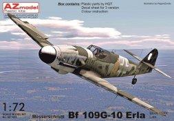 Messerschmitt Bf 109G-10 Erla (Late) Block 15XX 1:72