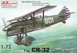 Fiat CR-32 Chirri - Export 1:72