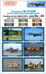 USSR Air Force - Su-17/Su-22 (1978-1989)