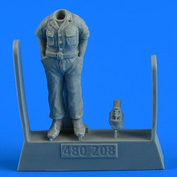 USAF WWII Aircraft Mechanic 1:48