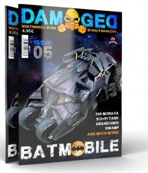 Damaged Magazine - Issue 05