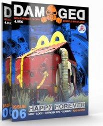 Damaged Magazine - Issue 06