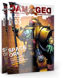 Damaged Magazine - Issue 03