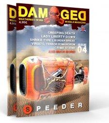 Damaged Magazine - Issue 04