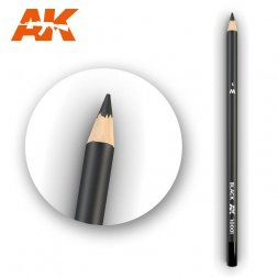 Weathering Pencil Black