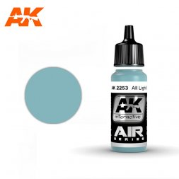 AII Light Blue 17ml