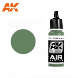 A-19F Grass Green 17ml