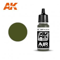 AMT-4 (A-24M) Green 17ml
