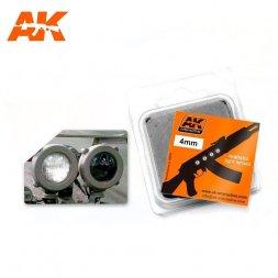 Light Lenses White 4mm