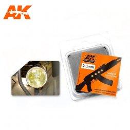 Light Lenses Amber 2.3mm