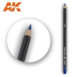 Weathering Pencil Dark Blue
