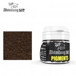 Pigments Dark Mud
