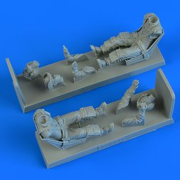 USAF Pilot & Instructor w/seats for T-28B (Vietnam War) 1:32