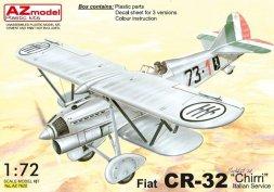 Fiat CR-32 Chirri - Italian Service 1:72
