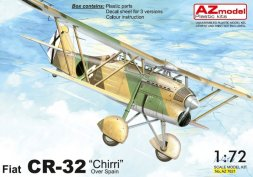 Fiat CR-32 Chirri Over Spain 1:72