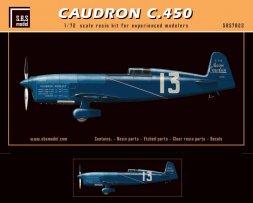 Caudron C.450 1:72