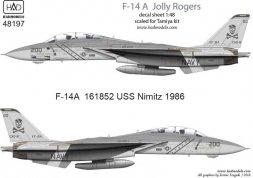 F-14A Tomcat - Jolly Rogers (USS NIMIT) 1:48