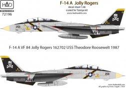 F-14A Tomcat - VF-84 Jolly Rogers 1:72