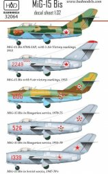 MiG-15bis Fagot 1:32