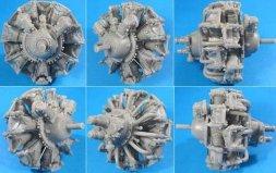 Pratt & Whitney R-1830-86 1:32