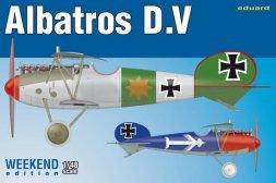 Albatros D.V - WEEKEND edition 1:48