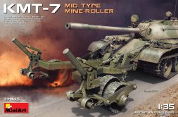 KMT-7 Mine-Roller mid. Type 1:35
