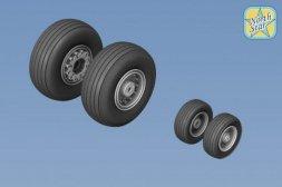 F-111C/G/ FB-111A wheels set 1:48