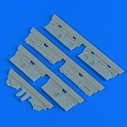 A-7 Corsair II undercarriage covers 1:48