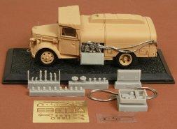 Kfz.385 Opel Blitz tankwagen detail set 1:48