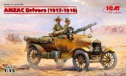 ANZAC Drivers (1917-1918) 1:35