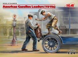 American Gasoline Loaders (1910s) 1:24