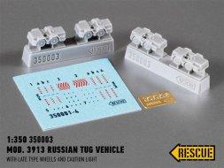 Mod. 3913 Russian tug vehicle 1:350