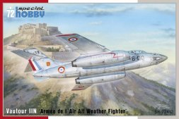 Vautour IIN - French Air Force All Weather Fighter 1:72