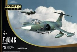 F-104G Starfighter - Germany Air Force 1:48