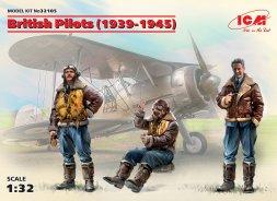 British Pilots (1939-1945) 1:32