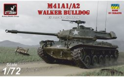 M41A1/A2 Walker Bulldog 1:72